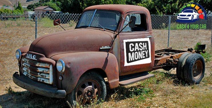 sell junk car powell